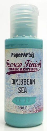 Fresco Finish - Caribbean Sea